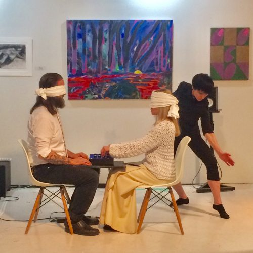 Kepler–37 at Taaffe Gallery (David Morneau, Melissa Grey, Julie Fotheringham)