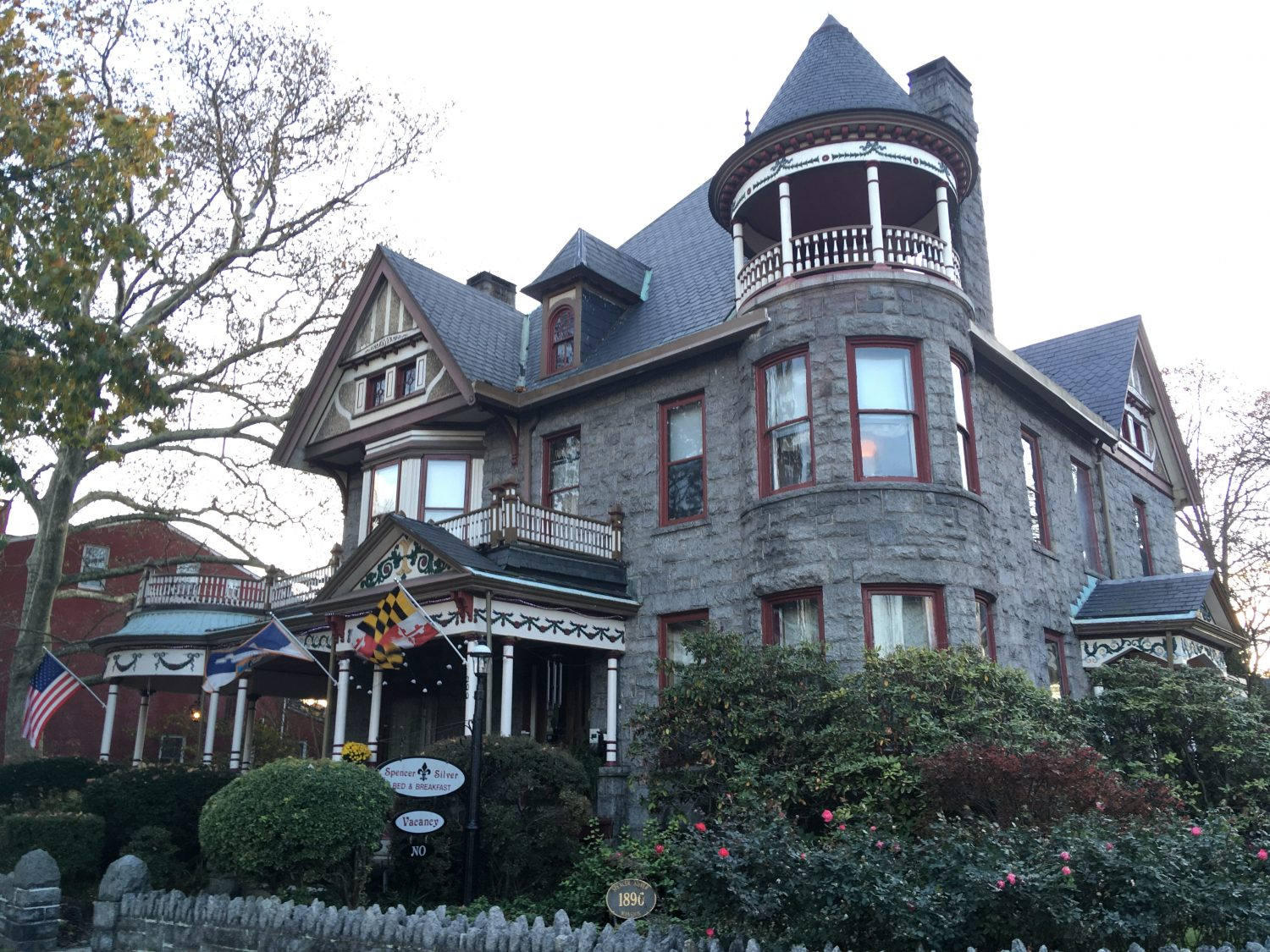 The Spencer-Silver Mansion