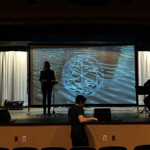 Tech Rehearsal [Melissa Grey, Moises Estrada, Kate Dillingham]