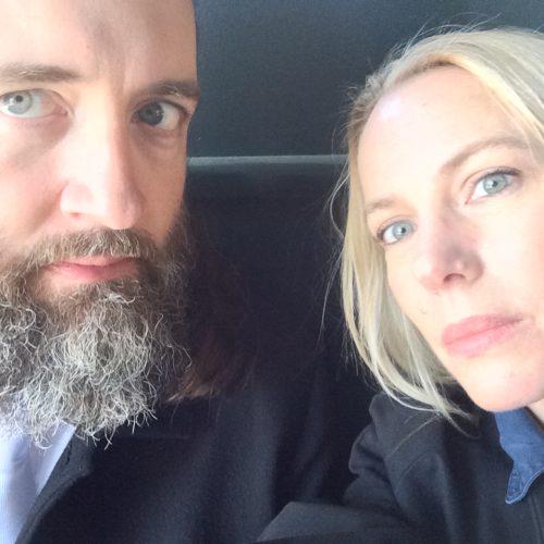 David Morneau, Melissa Grey