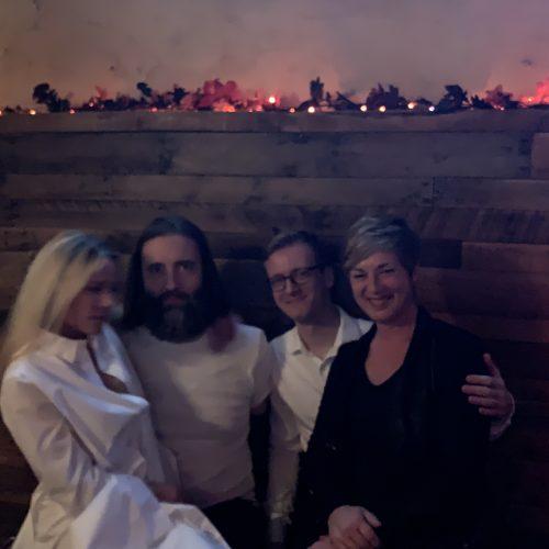 Melissa Grey, David Morneau, Marc Fiaux, Kate Dillingham