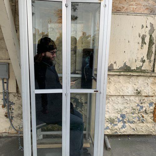 Phone meeting [David Morneau]